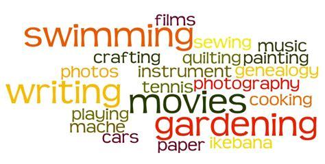 hobbies com the importance of hobbies