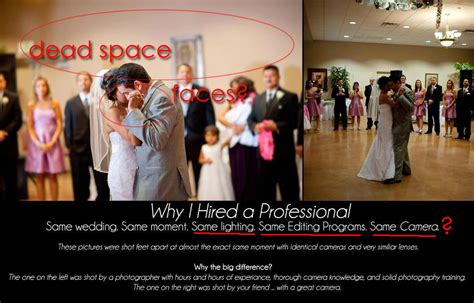 Wedding Photographer Meme - why you should not hire a professional wedding