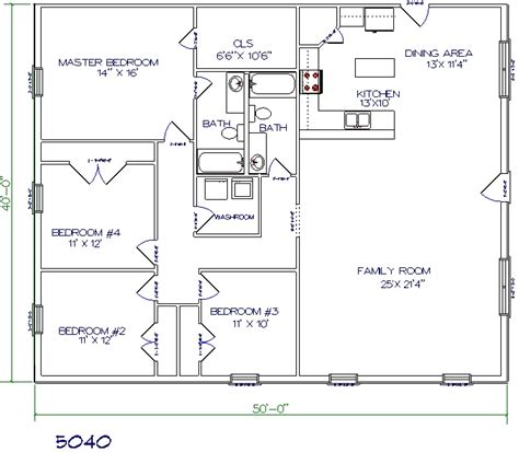 metal buildings floor plans top 5 metal barndominium floor plans for your dream home