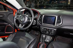 Jeep Compass Interior Pictures 20 Model 2017 Jeep Compass Review Impressions
