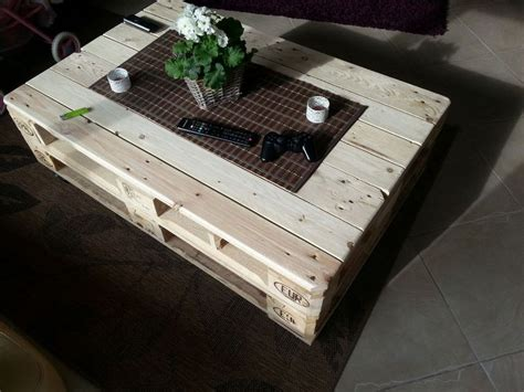 Make A Lift Top Coffee Table Out Of Pallets Your Diy Coffee Table Top