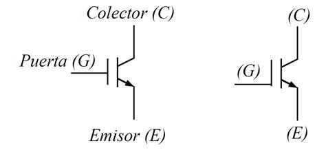 transistor bjt simbologia electronica de potencia mei 150699 erick bernal