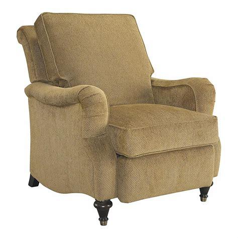 stratford recliner stratford down blend chair by bassett furniture bassett