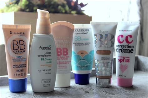 Bb Tje Bb Cc Abc What Drugstore Bb Creams A Review Silver