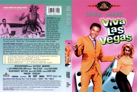 Cover Viva Viva Las Vegas Dvd Cover 1964 R1