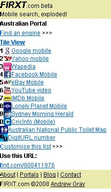 Australia Mobile Lookup Firxt A New Australian Mobile Search Website Calling