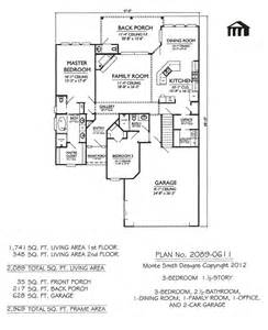 square foot story house plans floor bedroom design