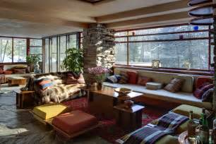 Falling Water Interior by Three Private Days At Fallingwater Huffpost