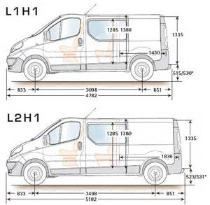 Dimensions Of Renault Trafic Renault Trafic Kit Plancher Vehicule Utilitaire Habillage