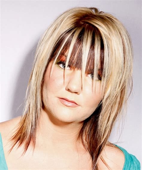 is a layered razor cut good for fine thin hair medium straight alternative hairstyle medium blonde