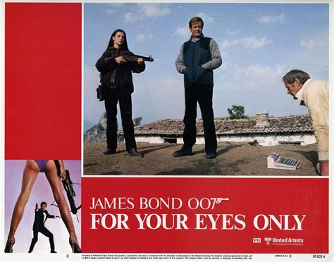 film james bond for your eyes only for your eyes only lobby cards 03