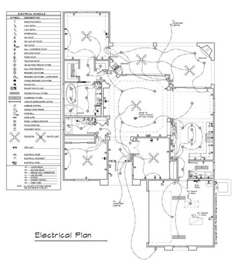 electrical floor plans reflected ceiling electrical plan 5 of 11 sater