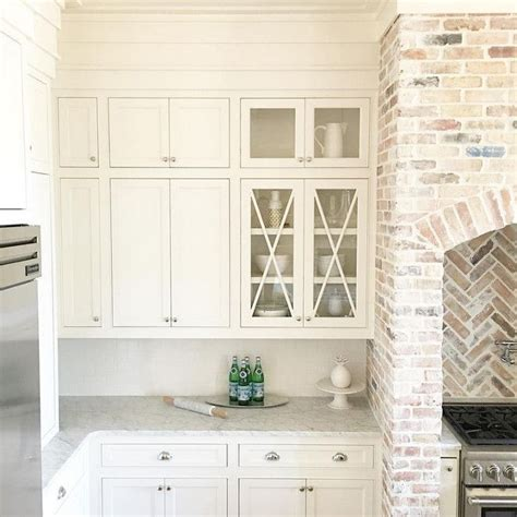 benjamin moore paint for cabinets newsonair org image result for kitchen with brick wall modern tudor