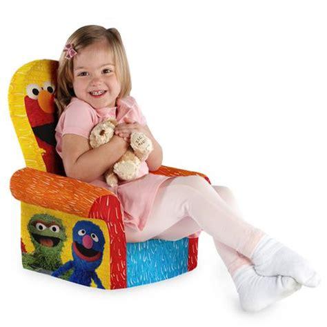 elmo toddler chair marshmallow high back chair sesame elmo
