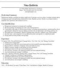 Tanning Consultant Sle Resume by Consultant Resumes Sle Resumes Livecareer