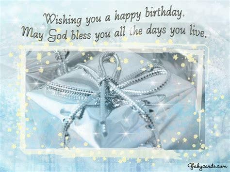 Happy Birthday And God Bless You Wishes Christian Birthday Wishes Home Ecards Birthday Wishes
