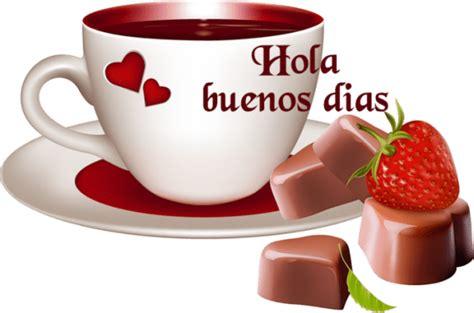 imagenes de feliz domingo nublado imagen buenos dias con corazones y taza de cafe
