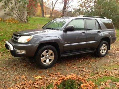 Toyota 4runner 3rd Row Seat For Sale Find Used 2004 Toyota 4runner Sr5 4wd Third Row Seats