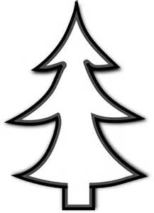Tree Outline Emoji by Evergreen Tree Outline Coloring Home
