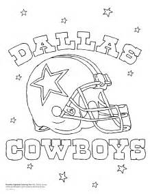 cowboys coloring page cool stuff to buy