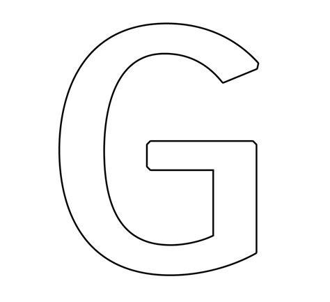 letras grandes para imprimir related keywords suggestions letras letra g para recortar related keywords letra g para