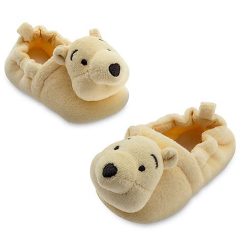 Winnie Slipper winnie the pooh plush slippers for baby slippers