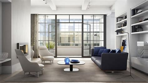 Penthouses In New York by Interview Renowned Architect Piet Boon Talks Huys Oosten