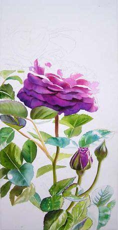 watercolor rose tutorial for beginners beautiful roses by gary jenkins painting roses