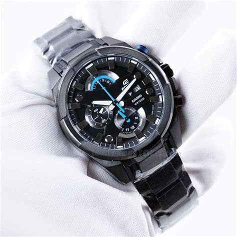 Jam Tangan Pria Dw Ab1272 Silver Plat Black T1310 gambar edifice efr 540bk 1av kw saat di tangan
