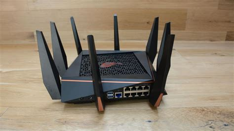 Router Rog asus rog rapture gt ac5300 review the ultimate router for