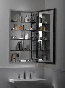 mirrored cabinet bathroom bathroom medicine cabinets with mirrors kohler k 2913 pg