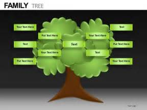 Family Tree Powerpoint Template family tree template family tree template for powerpoint