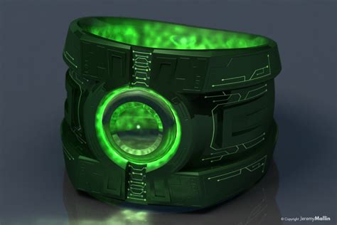 green lantern power ring power ring by jeremymallin on deviantart