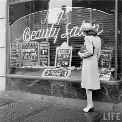 1658 best images about vintage hair salon on