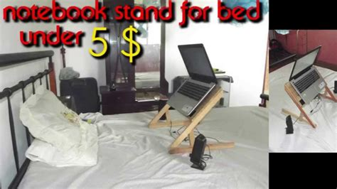 stand for bed diy laptop notebook stand for bed