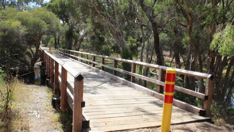 section 678 trust new section of rail trail opens between busselton and