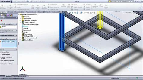 tutorial de solidworks 2015 tutorial solidworks piezas soldadas viyoutube