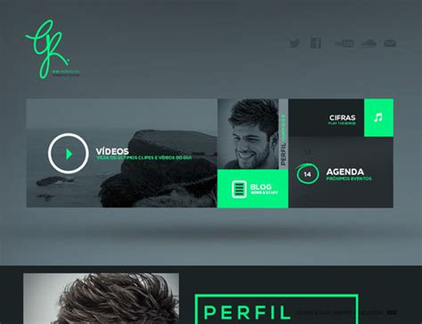web design gallery layout weekly web design inspiration 122 designbeep