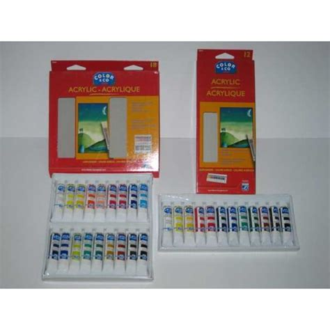 jual cat akrilik color co lefranc bourgeois acrylic