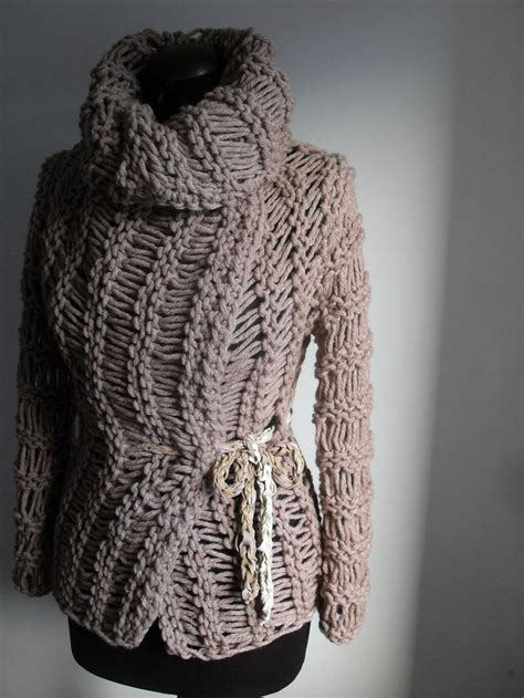 Handmade Woolen Sweater Design - 17 best images about fisherman sweaters on