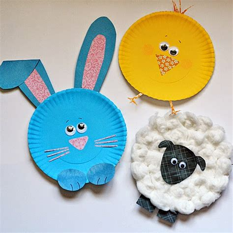 Arts And Crafts Using Paper Plates -