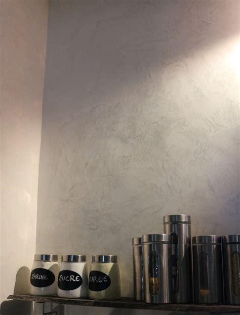 Enduit Sur Peinture Glycero by Chaux Sur Murs Peints Peintures Et Enduits Naturelles Et