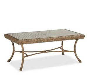 all weather wicker dining table saybrook all weather wicker rectangular fixed dining table
