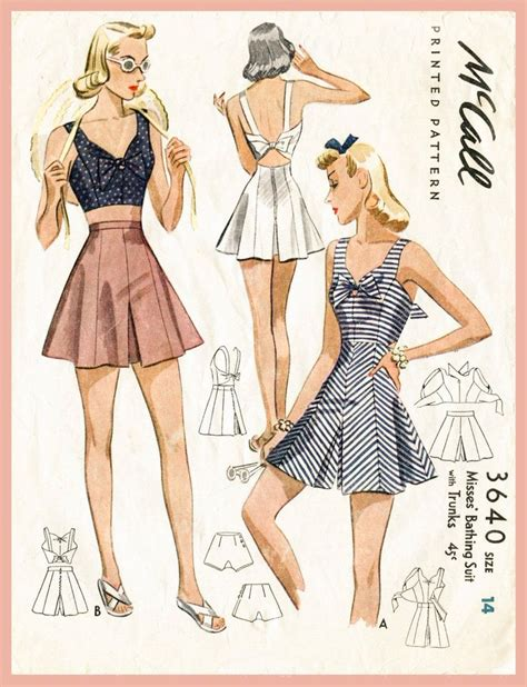 pattern english to french 17 best images about 1940 1949 on pinterest day dresses