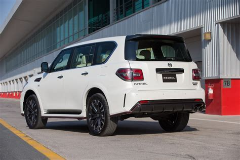 nissan patrol nismo nissan patrol nismo launched in the middle east speed carz