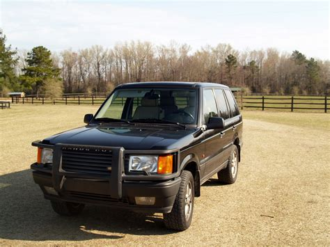 range rover 1999 1999 land rover range rover information and photos