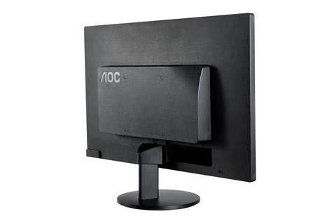 Monitor Led Aoc 185 Icnh E970swn aoc e970swn 18 5 inch led monitor 1366 x 768 5ms