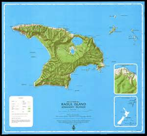islands map raoul island map raoul island mappery