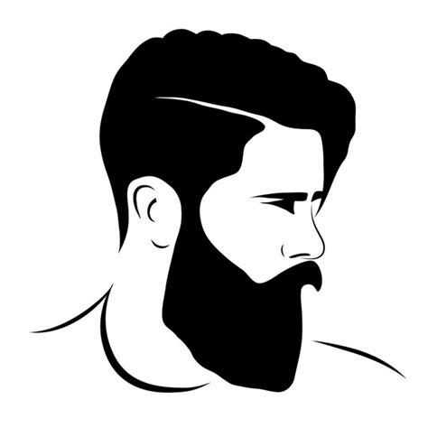 silueta del hombre de estilo hipster descargar vectores