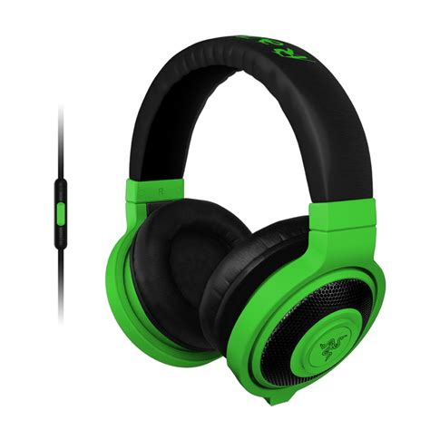 Headset Gaming Razer Kraken Razer Kraken Mobile Analog Gaming Headset Neon